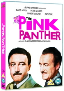 The Pink Panther, DVD DVD