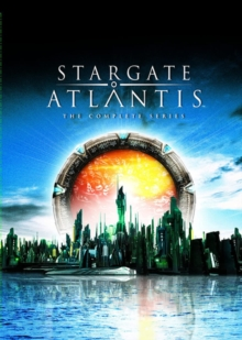 Stargate Atlantis: The Complete Seasons 1-5, DVD  DVD