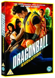 Dragonball Evolution, DVD  DVD