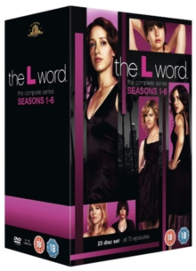 The L Word: Compete Seasons 1-6, DVD DVD