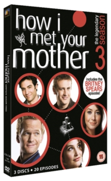 How I Met Your Mother: The Complete Third Season, DVD  DVD