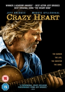 Crazy Heart, DVD  DVD
