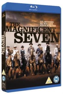 The Magnificent Seven, Blu-ray BluRay
