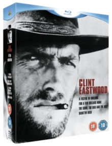 Clint Eastwood Collection, Blu-ray  BluRay