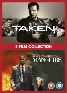 Taken/Man On Fire, DVD  DVD