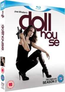Dollhouse: Season 2, Blu-ray  BluRay