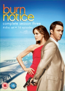 Burn Notice: Season 3, DVD  DVD