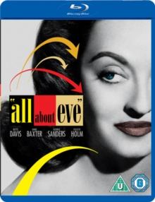 All About Eve, Blu-ray  BluRay