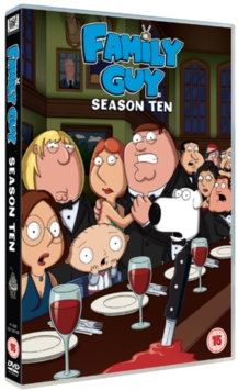 Family Guy: Season Ten, DVD DVD