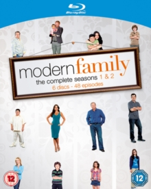 Modern Family: The Complete Seasons 1 & 2, Blu-ray BluRay