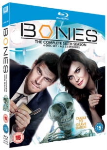 Bones: The Complete Sixth Season, Blu-ray BluRay