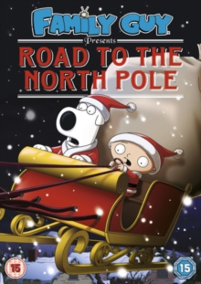 Family Guy Presents: Road to the North Pole, DVD  DVD