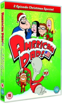 American Dad!: 2 Episode Christmas Special, DVD DVD