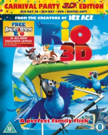 Rio, Blu-ray  BluRay