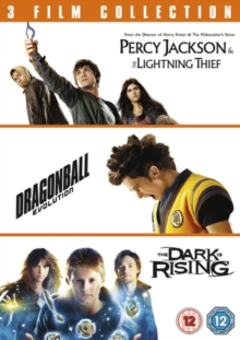 Percy Jackson and the Lightning Thief/Dragonball Evolution/..., DVD  DVD