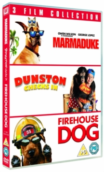 Marmaduke/Dunston Checks In/Firehouse Dog, DVD  DVD