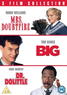 Big/Mrs Doubtfire/Dr Dolittle, DVD  DVD