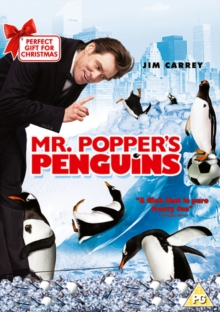 Mr Popper's Penguins, DVD  DVD