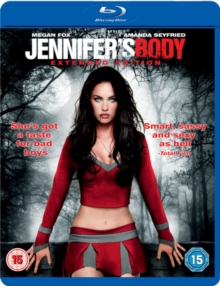 Jennifer's Body, Blu-ray  BluRay