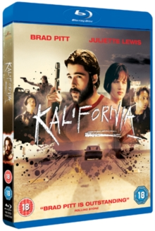 Kalifornia, Blu-ray  BluRay