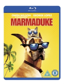 Marmaduke, Blu-ray  BluRay