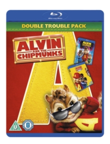 Alvin and the Chipmunks/Alvin and the Chipmunks 2, Blu-ray  BluRay