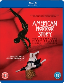 American Horror Story: Murder House - The Complete First Season, Blu-ray BluRay