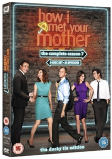 How I Met Your Mother: The Complete Seventh Season, DVD  DVD