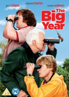 The Big Year, DVD DVD
