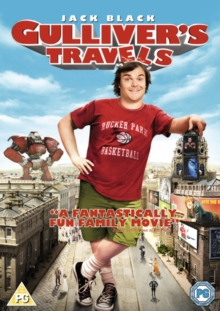 Gulliver's Travels, DVD  DVD
