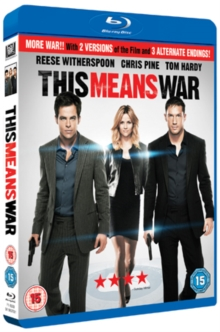 This Means War, Blu-ray  BluRay