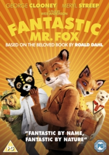 Fantastic Mr. Fox, DVD  DVD
