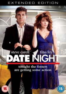 Date Night, DVD  DVD