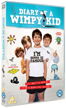 Diary of a Wimpy Kid, DVD  DVD