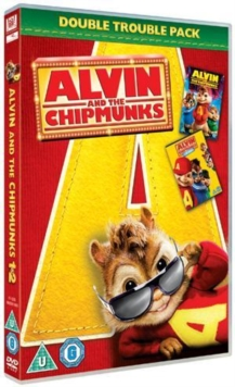 Alvin and the Chipmunks/Alvin and the Chipmunks 2, DVD  DVD