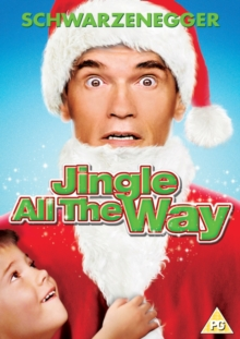 Jingle All the Way, DVD  DVD