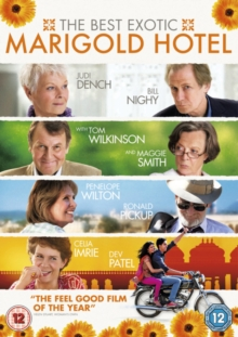 The Best Exotic Marigold Hotel, DVD DVD