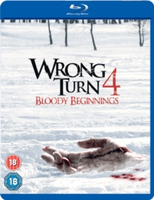 Wrong Turn 4, Blu-ray  BluRay