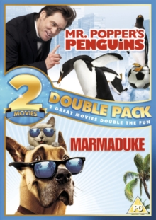 Mr Popper's Penguins/Marmaduke, DVD  DVD