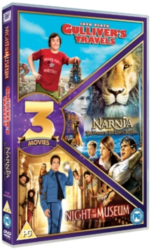 Gulliver's Travels/The Chronicles of Narnia: The Voyage of the..., DVD  DVD
