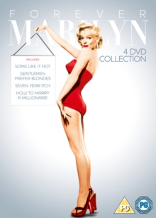 Marilyn Monroe: Forever Marilyn - The Collection, DVD  DVD