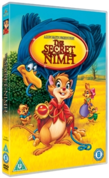 The Secret of Nimh, DVD DVD