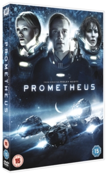 Prometheus, DVD  DVD
