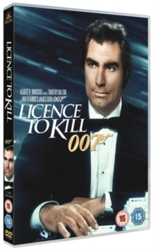 Licence to Kill, DVD  DVD