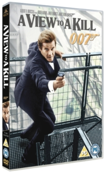 A   View to a Kill, DVD DVD