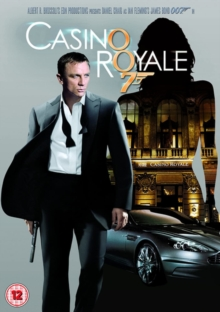 Casino Royale, DVD  DVD