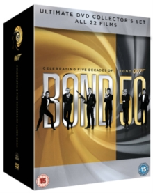 James Bond: Bond 50, DVD  DVD