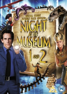Night at the Museum/Night at the Museum 2, DVD  DVD