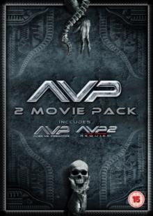 Alien Vs Predator Aliens Vs Predator 2 Requiem Colin Strause Steven Pasquale 5039036055581 Hive Co Uk