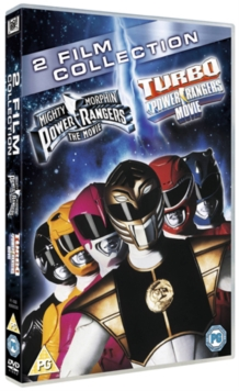 Power Rangers - The Movie/Turbo - A Power Rangers Movie, DVD  DVD
